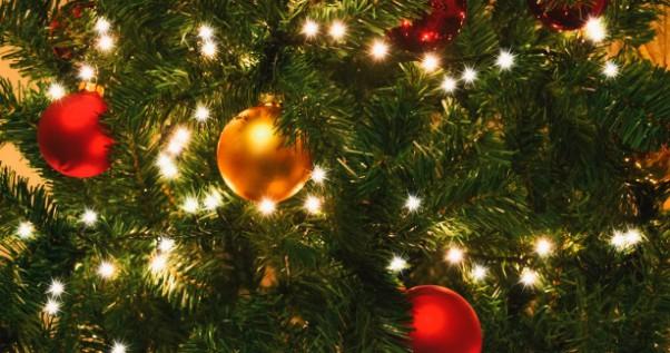 """Si può morire per l'albero di Natale: i Vigili del Fuoco lanciano l'allarme. """"Spegnete sempre le lucine di notte e prima di uscire"""""""