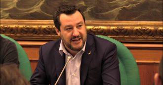 """Nave Gregoretti, Salvini: """"Voto immunità? Quelli con cui abbiamo condiviso scelte di governo ora cambiano idea per amor di poltrona"""""""