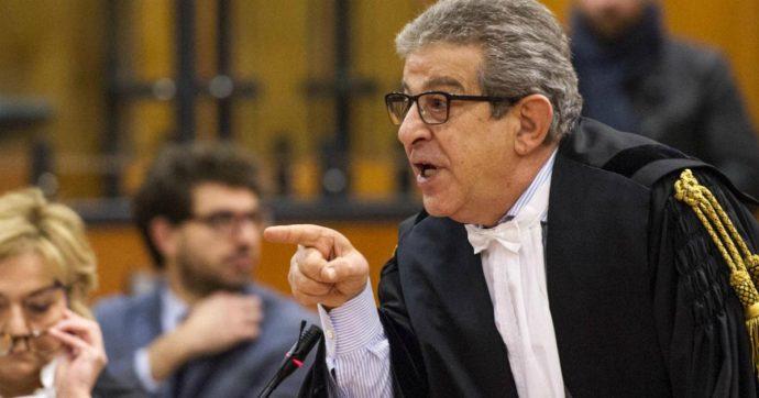 Catanzaro, l'ex senatore Pittelli denuncia per diffamazione il giudice (sospeso) Petrini