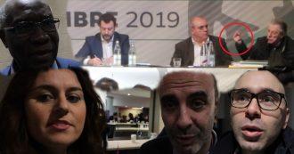 """Lega, al congresso tra il dito medio di Bossi e l'addio a 'Nord' e 'Padania': """"Ma basta con 'sta storia dei 49 milioni"""". Il videoracconto"""
