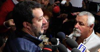 """Gregoretti, Salvini: """"Chiederò ai senatori della Lega di farmi un favore e votare per mandarmi a processo. Giudici di sinistra non rompano"""""""
