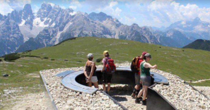 """Dolomiti, """"progetti invasivi"""" ed """"esplosivo per piste da sci"""": i timori degli ambientalisti su Mondiali di sci e Olimpiadi invernali"""