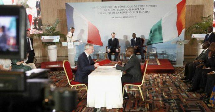 """Franco Cfa, per 8 Paesi africani finisce l'era della moneta unica delle ex colonie. Macron: """"Colonialismo errore profondo"""""""