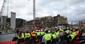 """Ponte Morandi, il ritardo aumenta: in piedi finora solo 4 campate su 19. Il sindaco Bucci ammette: """"Difficile avere il nuovo ad aprile"""""""