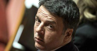 """Renzi contro la legge che punisce i concessionari inadempienti: """"Revoca  ad Autostrade? Roba da azzeccagarbugli"""""""