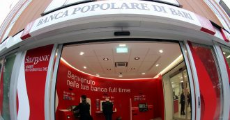 Popolare di Bari, serve ricapitalizzazione da 1,4 miliardi. Il Fondo interbancario approva stanziamento immediato di 310 milioni