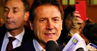 """Ex Ilva, Conte a Taranto: """"Stato ci metterà la faccia, vogliamo migliorare il piano. Saremo intransigenti, ad Morselli mia antagonista"""""""
