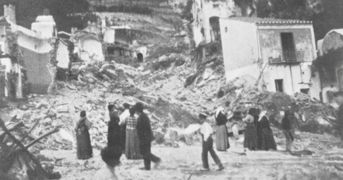 Alluvioni, più di cent'anni fa il nubifragio di Cetara. E oggi, come ieri, la storia si ripete