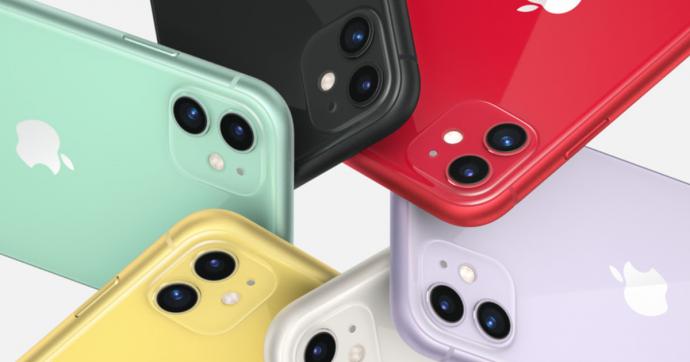 Apple iPhone 11 rosso da 128 GB in offerta su Amazon con sconto dell'11%