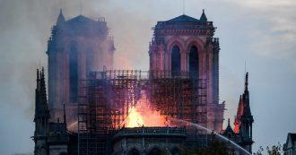 Notre-Dame, niente messa di Natale nella cattedrale distrutta dall'incendio: è la prima volta in 216 anni