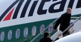 """Alitalia, Giorgetti: """"Negoziazioni con la Ue in stallo, serve una nuova strategia"""". Da M5s a Leu e Fdi, ecco chi spinge per la rottura"""
