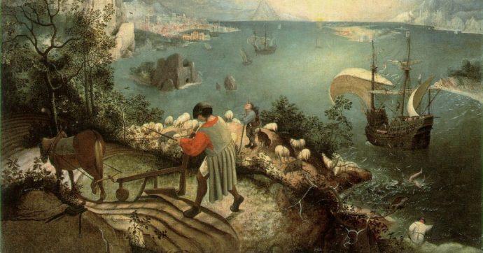 Bruegel osservava la realtà da un punto di vista speciale. Perché sono le piccole cose a essere grandi