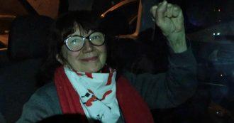 Val di Susa, arrestata la 73enne No Tav Nicoletta Dosio. Tensione a Bussoleno: militanti bloccano l'auto dei carabinieri per quasi 2 ore