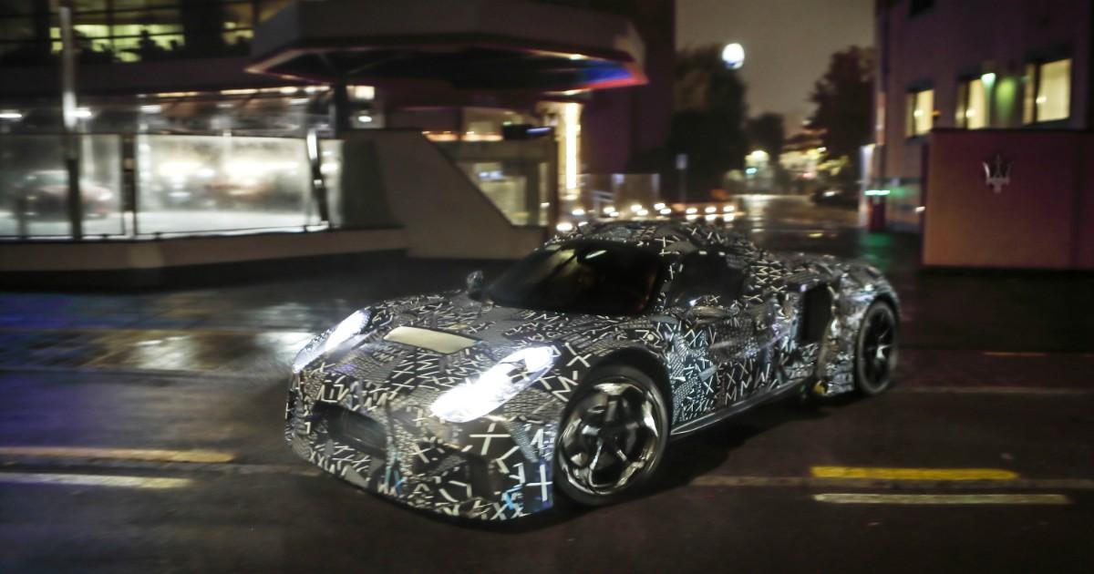 Maserati, la supersportiva si chiamerà MC20. Omaggio alla tradizione del Tridente