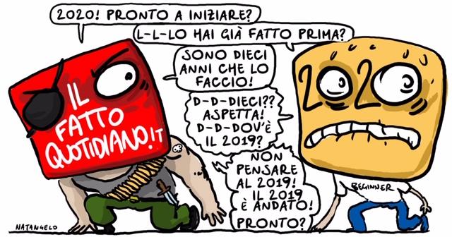 Ilfattoquotidiano.it, anno nuovo nuove ambizioni