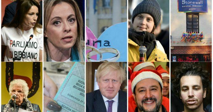 Dieci parole per il 2019, dieci spunti per il futuro