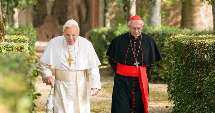 'I due papi' dovrebbe essere ispirato a una storia vera. Ma non è così