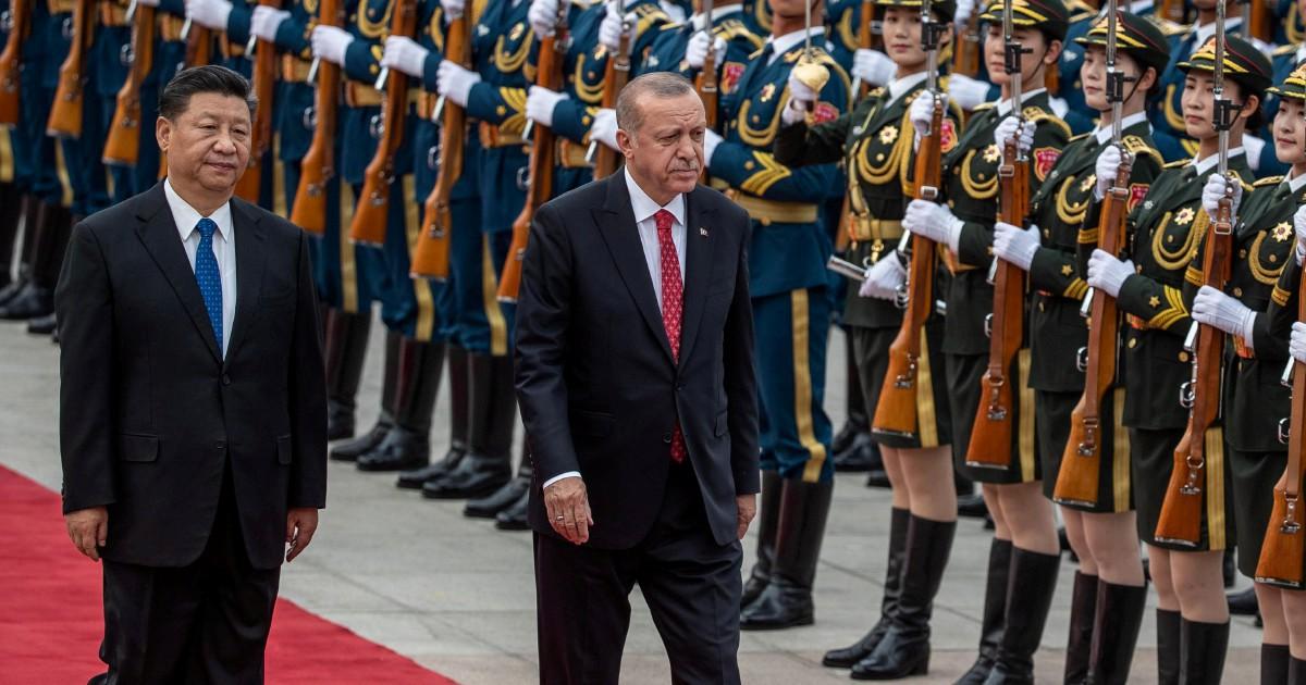 La nuova via della seta passa per la Turchia