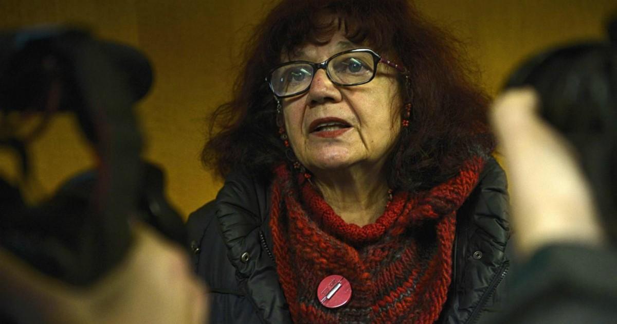 Nicoletta Dosio, una donna esemplare in carcere per una grande opera inutile