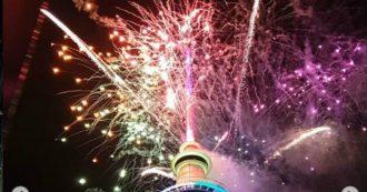 Capodanno, ad Auckland in Nuova Zelanda è già arrivato il 2020: i festeggiamenti in giro per il mondo