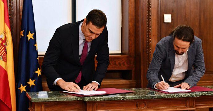Spagna, tutto pronto per il nuovo governo Psoe-Podemos: determinante l'accordo quasi raggiunto con Esquerra Republicana