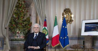 Sergio Mattarella, oltre 10 milioni di spettatori per il discorso di fine anno: quasi 60% di share