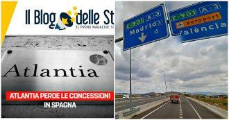 """Autostrade, in Spagna diventano gratuiti 600 km. M5s: """"Non rinnovata concessione a società controllata da Atlantia. Farlo anche qui"""""""
