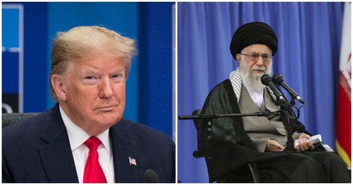 """Iraq, minacce tra Trump e la Guida Suprema Khamenei: """"Iran dietro attacco all'ambasciata, la pagherà"""". Teheran: """"Tutto il mondo vi odia"""""""