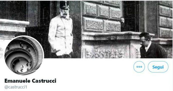 """Siena, sotto sequestro il profilo Twitter del professore che inneggiava a Hitler: """"Il mio account è stato chiuso""""."""