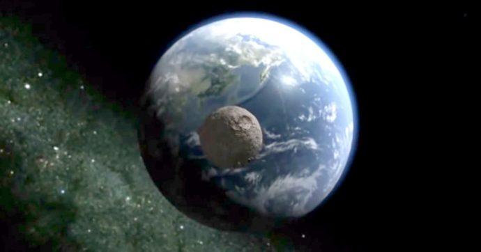 """Un asteroide oggi """"sfiorerà"""" la Terra a 30mila chilometri orari: lo annuncia la Nasa"""