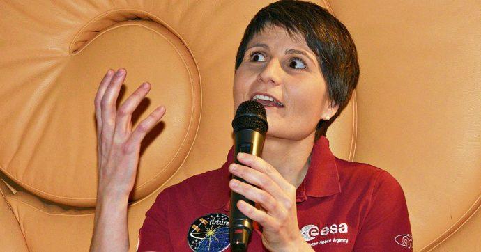 """Samantha Cristoforetti, in un tweet i motivi dell'addio all'Aeronautica. E spunta la parola """"disaccordo"""""""