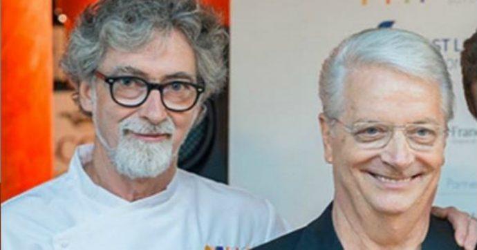"""Vittorio Fusari morto, addio allo chef bresciano: aveva 66 anni. Il ricordo di Igino Massari: """"I miei pensieri corrono ai momenti di felicità condivisa"""""""