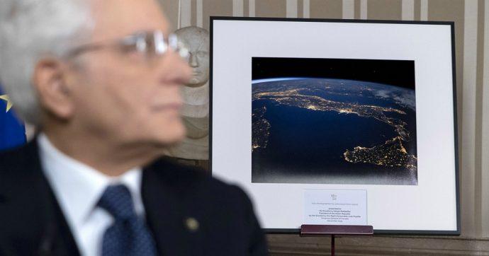 Accettate l'invito di Mattarella: guardate l'Italia dall'alto e pensate a come cambiarla