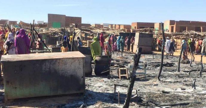Sudan, aereo militare precipita in Darfur: ci sono 18 morti, anche bambini