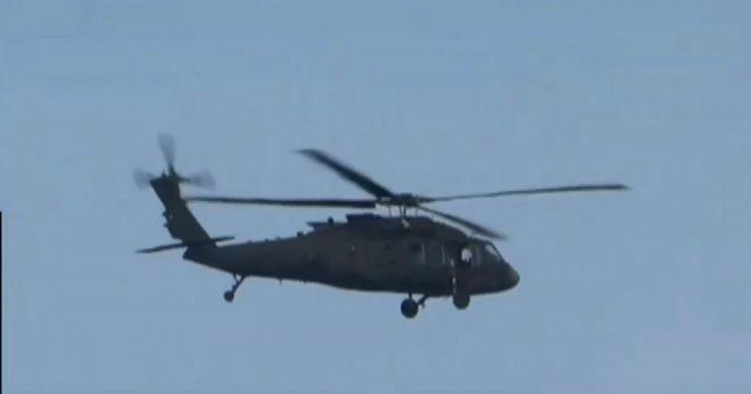 Taiwan, precipita elicottero militare: otto morti, tra cui il capo di stato maggiore