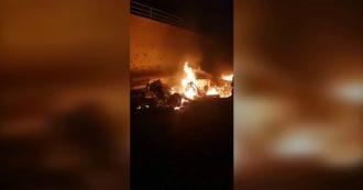 Iraq, raid Usa uccide il generale Soleimani: le immagini dell'attacco e dell'auto in fiamme