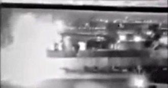 Soleimani, in un video il momento in cui il missile colpisce il convoglio del generale iraniano