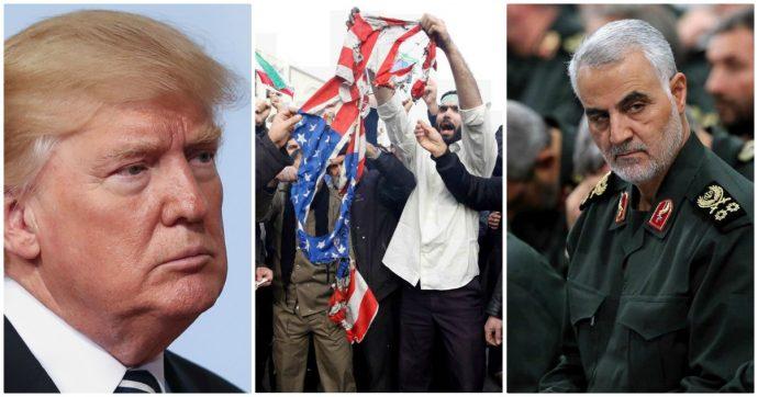 In Iraq Trump fa un azzardo e mette a rischio la rielezione. Soprattutto se ci saranno vittime Usa