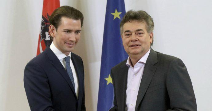 Austria, i Verdi approvano il programma di governo con i Popolari: plebiscito col 98% di sì. Piano fiscale per misure di tutela ambientale