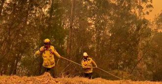 """Australia, morto un altro pompiere: sono 26 le vittime. Nuovo appello del governo: """"Lasciate le aree a rischio"""""""