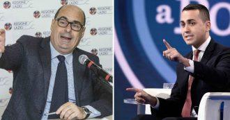 """Governo, vertice Di Maio-Zingaretti di 45 minuti: """"Clima positivo e costruttivo. Avviato percorso per definire obiettivi di governo"""""""