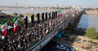 Iran, migliaia in strada ad Ahvaz per il primo corteo funebre in memoria del generale Soleimani. Altri 4 funerali in programma