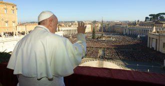 """Usa-Iran, il Papa: """"Guerra porta solo morte e distruzione. Chiedo di mantenere accesa la fiamma del dialogo e dell'autocontrollo"""""""