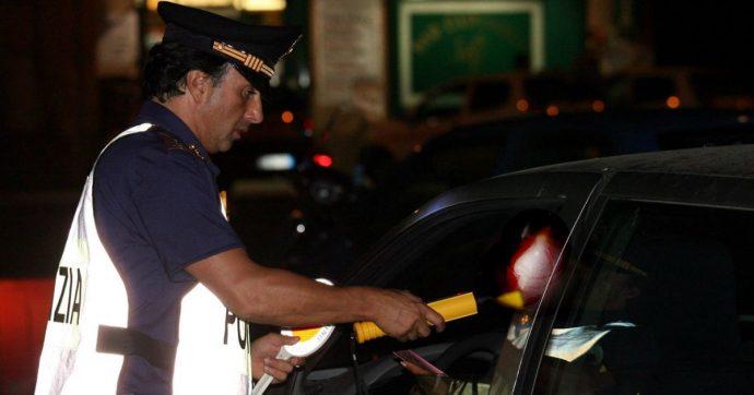 Stragi del sabato sera, nel 2019 il 5,7% dei conducenti controllati erano ubriachi o drogati