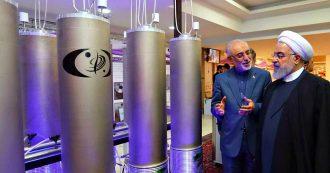 """Iran, la tv di Stato: """"Teheran non rispetterà più i limiti di uranio previsti dell'accordo del 2015"""""""