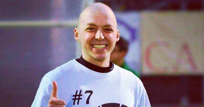"""Giovanni Custodero, l'annuncio del calciatore 25enne malato di tumore: """"Sono stanco, vado in coma farmacologico"""""""