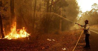 Australia, 183 persone accusate di aver appiccato gli incendi: 24 arresti