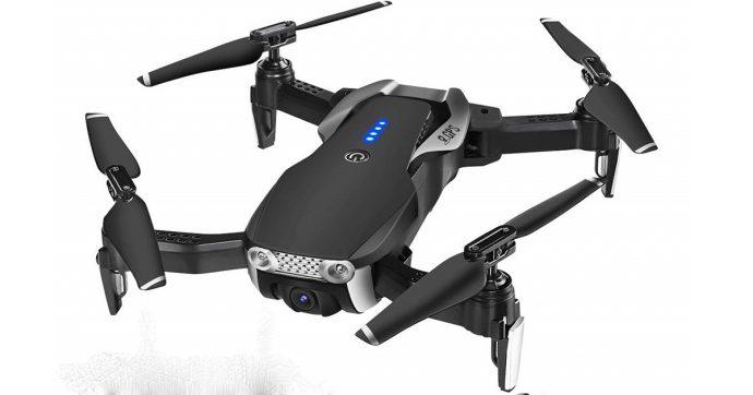 Eachine E511S, drone GPS 1080P pieghevole in offerta su Amazon