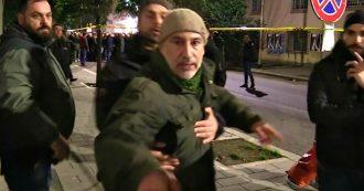 """Acca Larentia, due giornaliste aggredite da vicepresidente di Casapound: """"Adesso ti spacco la telecamera"""""""