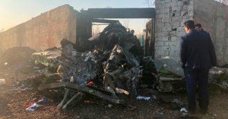 Iran, aereo precipita dopo il decollo: 176 morti. Teheran non darà le scatole nere a Boeing. Kiev ritira dichiarazione su guasto tecnico